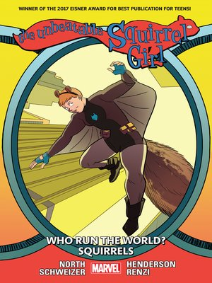 cover image of The Unbeatable Squirrel Girl (2015), Volume 6
