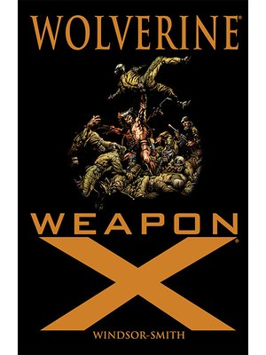 cover image of Wolverine: Weapon X