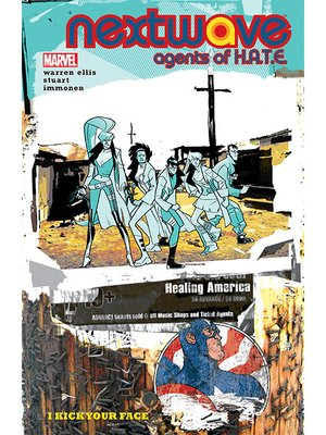 cover image of Nextwave: Agents of H.A.T.E. (2006), Volume 2