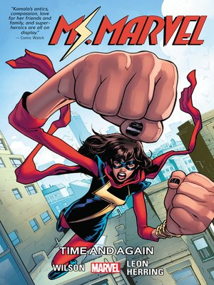 cover image of Ms. Marvel (2014), Volume 10