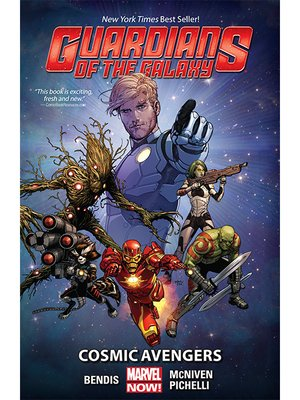 cover image of Guardians of the Galaxy (2013), Volume 1