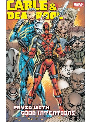 cover image of Cable/Deadpool (2004), Volume 6