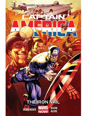 cover image of Captain America (2013), Volume 4