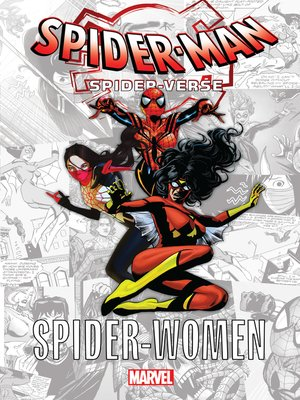 cover image of Spider-Man: Spider-Verse - Spider-Women