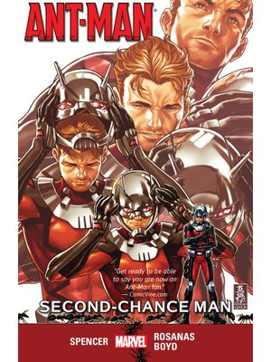 cover image of Ant-Man (2015), Volume 1