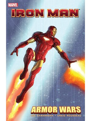 cover image of Iron Man & The Armor Wars
