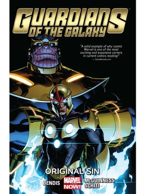cover image of Guardians of the Galaxy (2013), Volume 4
