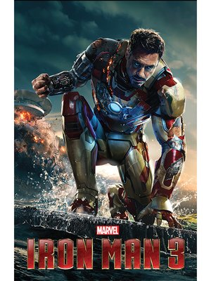 cover image of Marvel's Iron Man 3: The Art of the Movie