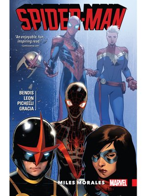 cover image of Spider-Man (2016): Miles Morales, Volume 2