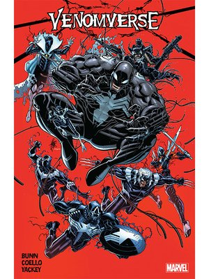 cover image of Venomverse