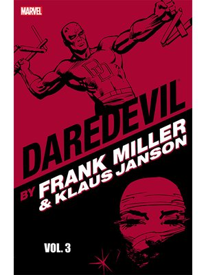 cover image of Daredevil by Frank Miller & Klaus Janson, Volume 3