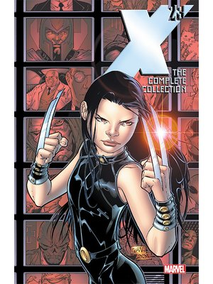 cover image of X-23: The Complete Collection, Volume 1