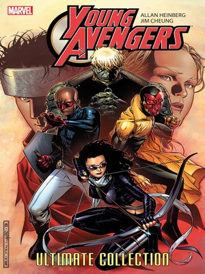 cover image of Young Avengers Ultimate Collection