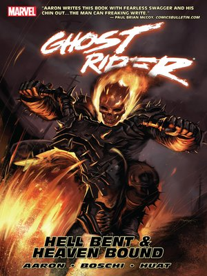 cover image of Ghost Rider (2006), Volume 1