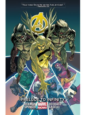 cover image of Avengers (2012), Volume 3