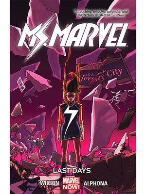 cover image of Ms. Marvel (2014), Volume 4