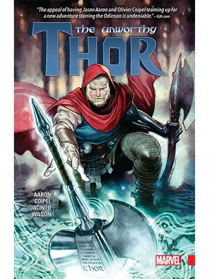 cover image of The Unworthy Thor
