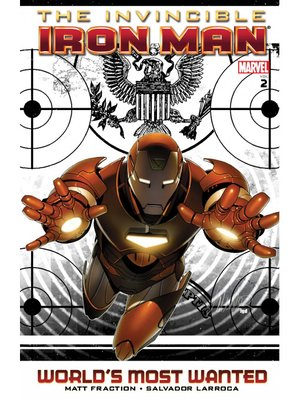 cover image of The Invincible Iron Man (2009), Volume 2
