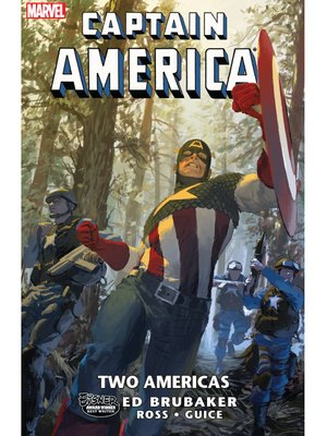 cover image of Captain America: Two Americas