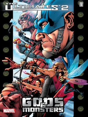cover image of The Ultimates 2 (2005), Volume 1