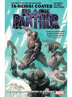cover image of Black Panther (2019), Volume 2