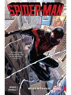 cover image of Spider-Man (2016): Miles Morales, Volume 1