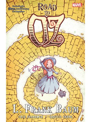 cover image of Road to Oz