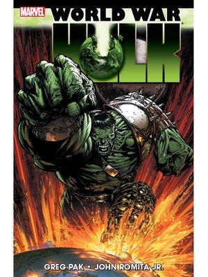 cover image of World War Hulk