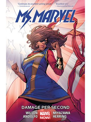 cover image of Ms. Marvel (2014), Volume 7