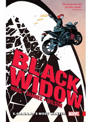 cover image of Black Widow (2016), Volume 1