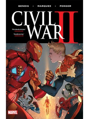 cover image of Civil War II
