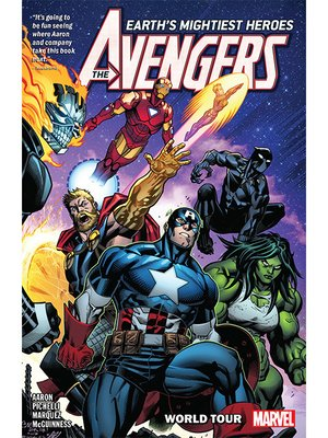 cover image of The Avengers by Jason Aaron, Volume 2