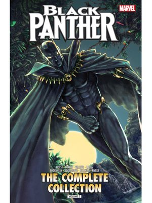 cover image of Black Panther by Christopher Priest: The Complete Collection, Volume 3