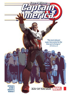 cover image of Captain America: Sam Wilson (2015), Volume 5