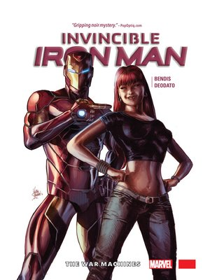 cover image of The Invincible Iron Man (2016), Volume 2