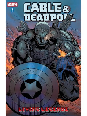 cover image of Cable/Deadpool (2004), Volume 5