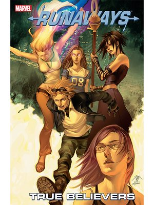 cover image of The Runaways (2003), Volume 4