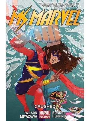 cover image of Ms. Marvel (2014), Volume 3