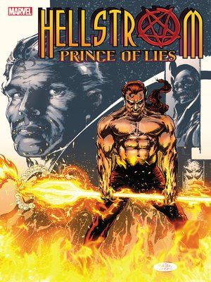cover image of Hellstrom: Prince of Lies