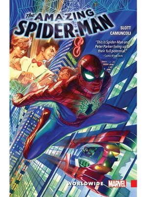 cover image of The Amazing Spider-Man (2015): Worldwide, Volume 1