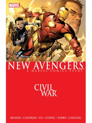 cover image of New Avengers (2004), Volume 5