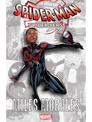 cover image of Spider-Man: Spider-Verse - Miles Morales