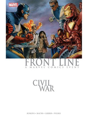cover image of Civil War: Front Line (2006), Book 1