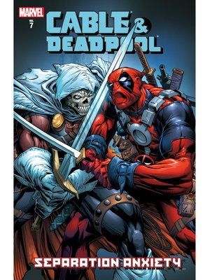 cover image of Cable/Deadpool (2004), Volume 7