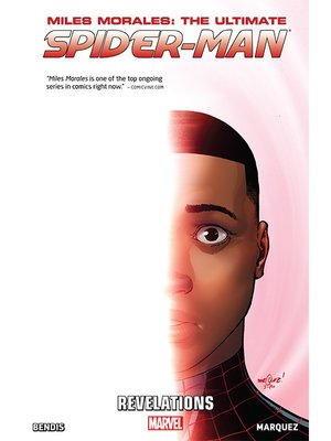 cover image of Miles Morales: The Ultimate Spider-Man (2014), Volume 2