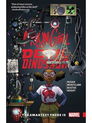 cover image of Moon Girl and Devil Dinosaur (2015), Volume 3