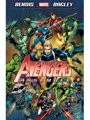 cover image of Avengers Assemble by Brian Michael Bendis