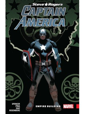 cover image of Captain America: Steve Rogers (2016), Volume 3