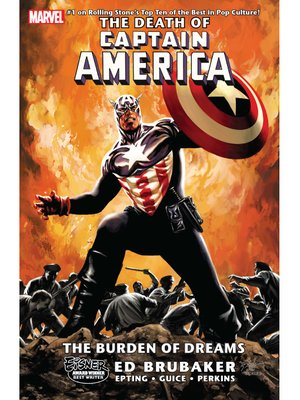 cover image of Captain America: The Death of Captain America (2008), Volume 2