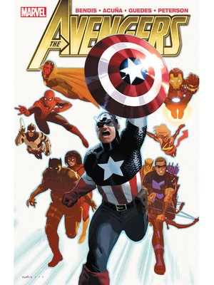 cover image of Avengers by Brian Michael Bendis (2010), Volume 3